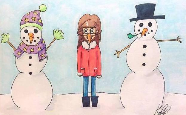 snowmaned